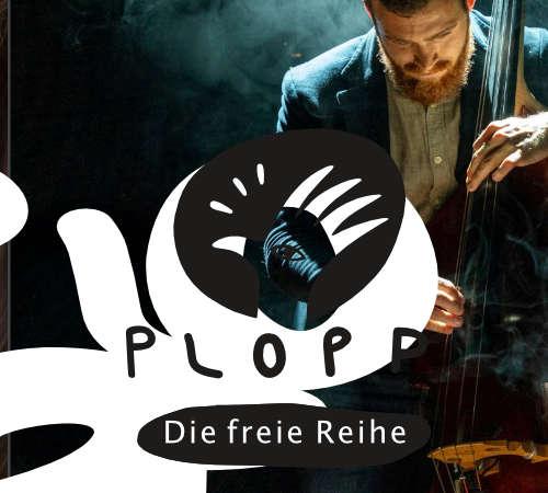 """P L O P P . heute, 02. Oktober: """"Lost in memories"""" – Musikperformance mit Tanzvideo mit Gabriele Basilico (Bass) und Lucyna Zwolinska (im Tanzvideo)"""