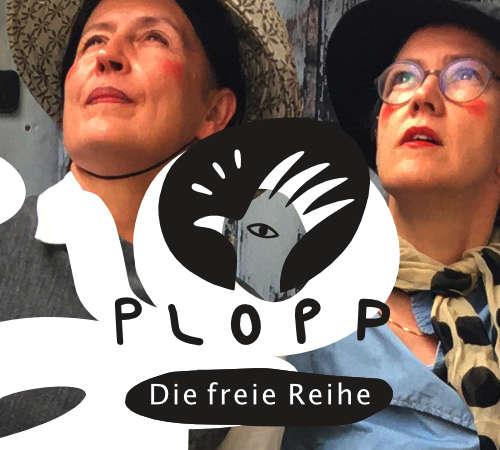 """P L O P P . Samstag 25. Sept: """"Die Luftschifferinnen"""" mit Claudia Kemmerer und Katharina Bihler – in Saarlouis!"""