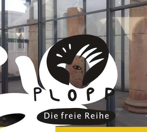 """P L O P P . am 9. Oktober: """"Archeoact – Greifomat mit Künstlern"""" mit Marius Buck und Corinna Preisberg im Museum für Vor- und Frühgeschichte"""