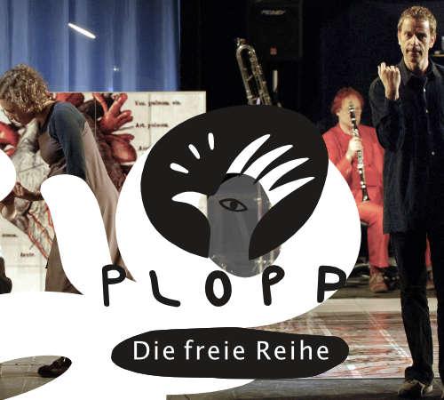 """P L O P P . Samstag, 16. Oktober: """"Die schlimmsten Märchen von GRRR…!!!"""" mit Élodie Brochier, Ralf Peter und Wollie Kaiser im Theater im Viertel (Hof)"""