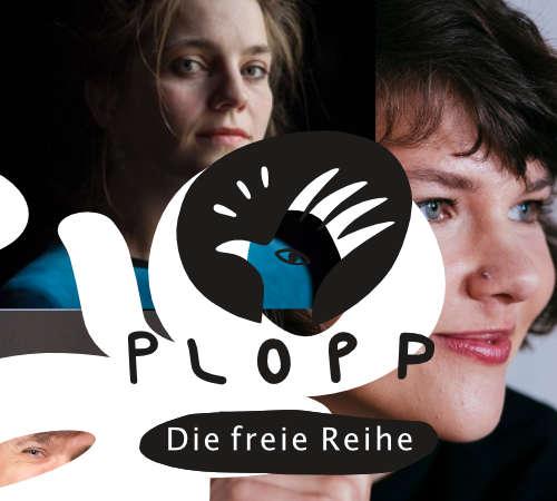 """P L O P P . am 9. Oktober: """"Simone, Simone!"""" mit Juliane Lang, Mirjam Kuchinke und Julien Blondel in der Villa Europa"""
